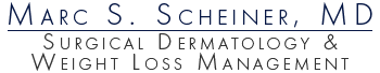 Scheiner Surgical Dermatology & Medical Weight Loss Logo